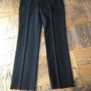 Theory wool trouser.